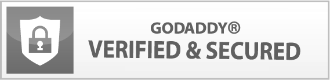 Verified & Secured by GoDaddy